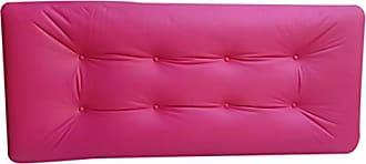Kasabela Cabeceira Casal Box Estofada Fofa Kasabela Rosa Pink
