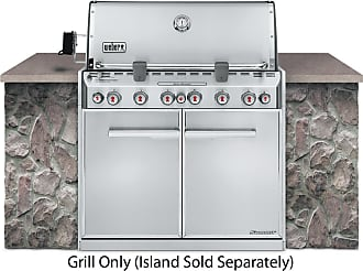 Weber Summit S-660 Built In Natural Gas Grill