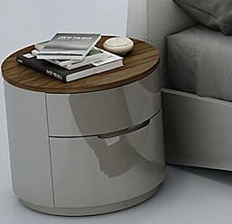 J and M Furniture 18213-NS Amsterdam Night Stand
