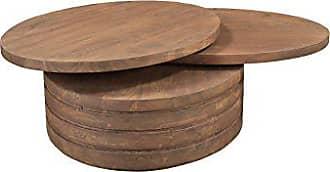 Couchtisch oval braun  Couchtische (Wohnzimmer): 2853 Produkte - Sale: bis zu −43% | Stylight
