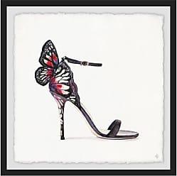 Marmont Hill Butterfly Heel Wall Art - MH-JULNAR-32-BFPFL-12