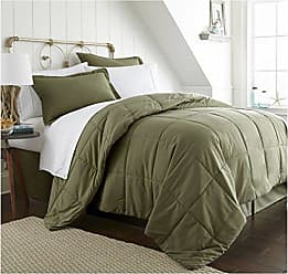 iEnjoy Home Bed in a Bag, Twin XL, Sage