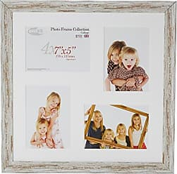 22.86 x 15.24 x 10.16 cm Inov8 Framing Photo Frame Isla Stone 12x12 4PK