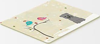 Multicolor Carolines Treasures Akita Welcome Kitchen or Bath Mat 20x30 20Hx30W