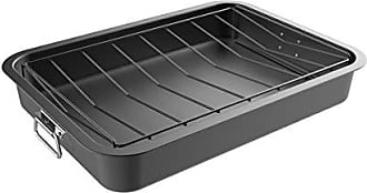 Classic Cuisine 82-KIT1095 Cast Iron Dutch Lid 3 Quart Enamel Coated Oven or Stovetop-for Soup Chicken Pot Roast and More-Kitchen Cookware Trademark