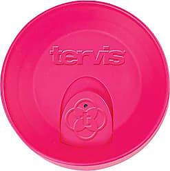 Trevis Tervis Travel Lid, 16 oz, Neon Pink