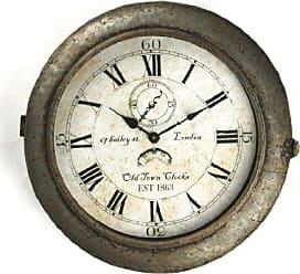 Zentique Zentique Round Vintage Clock