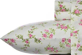 Revman International Laura Ashley Audrey Sheet Set, Pink, King