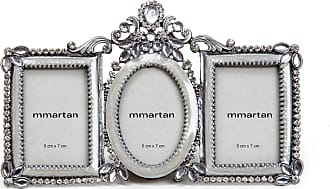 Mmartan Porta-Retrato com Pedraria