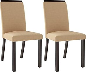 CorLiving DPP-111-C Bistro Dining Chairs, Desert Sand