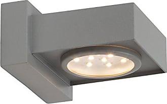 BRILLIANT SALAMANCA LED Pendelleuchte Hängeleuchte 27 Watt 1500 Lumen Chrom