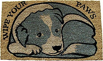 Geo Crafts G275 PVC Wipe Your Paws-Dog Entry Way Doormat