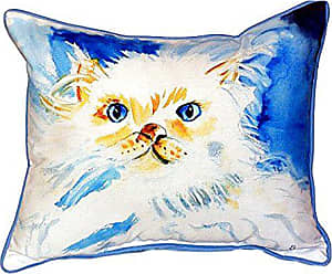 Betsy Drake SN273 Junior The Cat Pillow, 11 x14