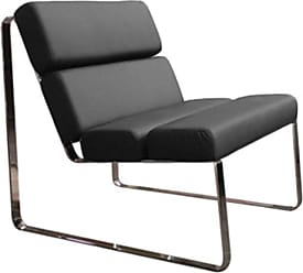 Whiteline Angel Upholstered Chair White - CH1008P-WHT