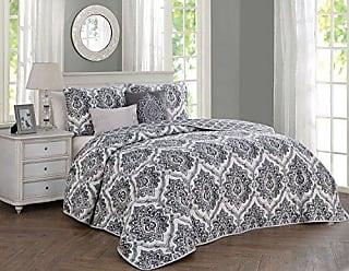 Grey Queen Avondale Manor Nicola 8-Piece Comforter Set