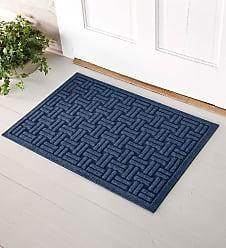 Bungalow Flooring Waterhog Basket Weave Doormat, 2 x 5