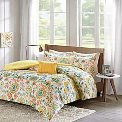 INTELLIGENT DESIGN ID10-728 Nina Comforter Set Full/Queen Multi