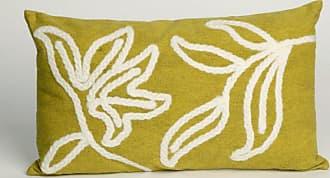 Liora Manne Windsor Indoor / Outdoor Throw Pillow Orange - 7SA1S307617
