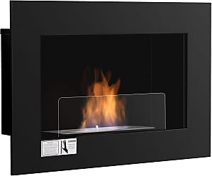 Costway 27.5 Wall Mounted Ventless Hanging Fireplace