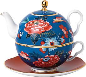 Wedgwood Paeonia Tea For One
