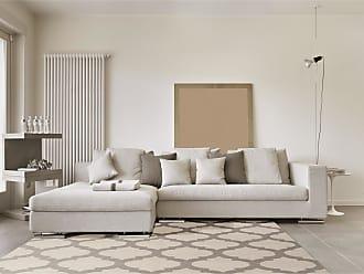 Overstock Hand-woven Ivory Moroccan Trellis Caroni Wool Area Rug - 8 x 11/Surplus (Navajo White - 8 x 11/Surplus)