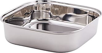 Old Dutch International Old Dutch FP384 Chafing 384AC & 384CP, 3 Qt. Food Pan for 384 series chaffing dish, one size, Stainless Steel