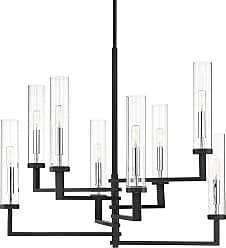 Savoy House 1-2139-8 Folsom 8 Light 28 Wide Chandelier with Glass