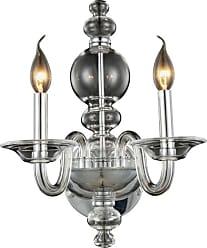 Elegant Furniture & Lighting Elegant Lighting Champlain 7872 Wall Sconce - 7872W10SS