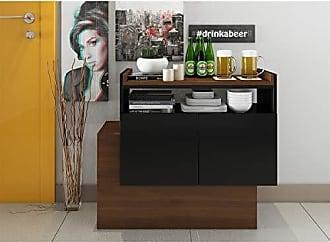 Estilare Aparador Buffet Bar Cubic BR51 Estilare - Preto