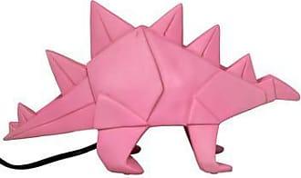 Trouva: Orange T-Rex Dinosaurier Origami Lampe | 196x330