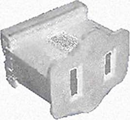 Queens of Christmas WL-PL-FPW-2 WL-PL-FPW-2; Electrical Receptacle, female, white, slide-on, SPT-2