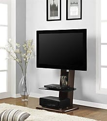 Dorel Home Products Ameriwood Home Galaxy TV Stand with Mount for TVs up to 50 Wide, Walnut