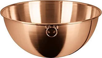Paderno World Cuisine 15409-30 Mixing Bowl, Medium, Copper