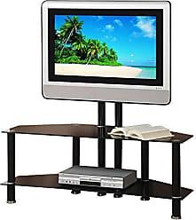 Benzara BM166689 TV Stand Black