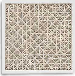 Zentique ZEN22165D Abstract Paper Framed Art - ZEN22165D