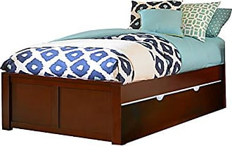 Hillsdale Furniture Hillsdale Kids and Teen 31001NT Pulse Platform Bed with Trundle, Twin, Cherry