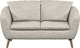 Cavadore Cavadore 2 Sitzer Sofa Flira Mit Rückenkissen / Kleines Sofa Im  Modernen Skandinavischen Design