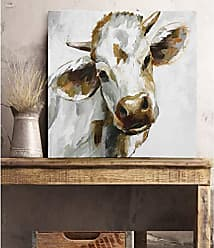 WEXFORD HOME Dairy Dandy Gallery Wrapped Canvas Wall Art, 24x24