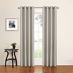 Ellery Homestyles Eclipse Bryson Thermal Blackout Panel, 52x108, Latte