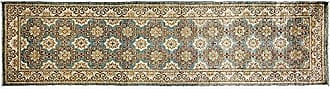 Solo Rugs Khotan Hand Knotted Runner Rug 2 6 x 9 10 Beige