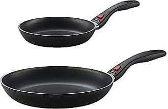 Ballarini 75001-661 Click /& Cook Nonstick Saute Pan 2.5-qt Black