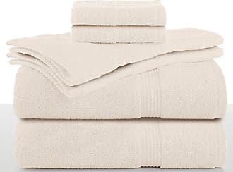 Westpoint Home Utica 079465029406 Towel Set, Ecru