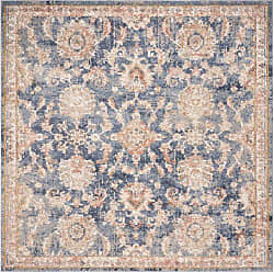 Kas Rugs Manor Chester Indoor Area Rug Demin - MAN635367X67SQ