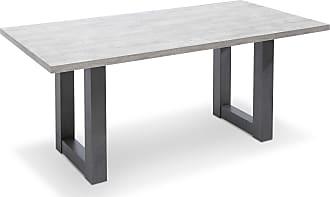Esstisch ausziehbar massiv grau  Esstische: 3056 Produkte - Sale: bis zu −45% | Stylight