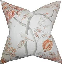 The Pillow Collection Ivria Floral Bedding Sham Bloom King/20 x 36