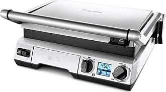 Breville Stainless Steel Smart Grill