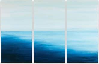 Gallery Direct High Tide Triptych Acrylic Wall Art - 98207AC000