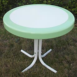 4D Concepts Outdoor 4D Concepts 22 in. Retro Round End Patio Table - 71320