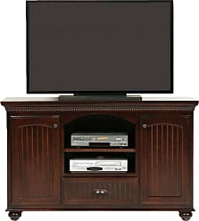 American Heartland 59.5 in. Deluxe Poplar Entertainment Console - Assorted Finishes - 16156EAM