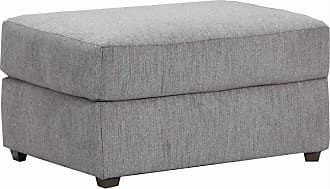 United Furniture Grandstand Flannel Ottoman - 8540BR-09 GRAND FLANNEL